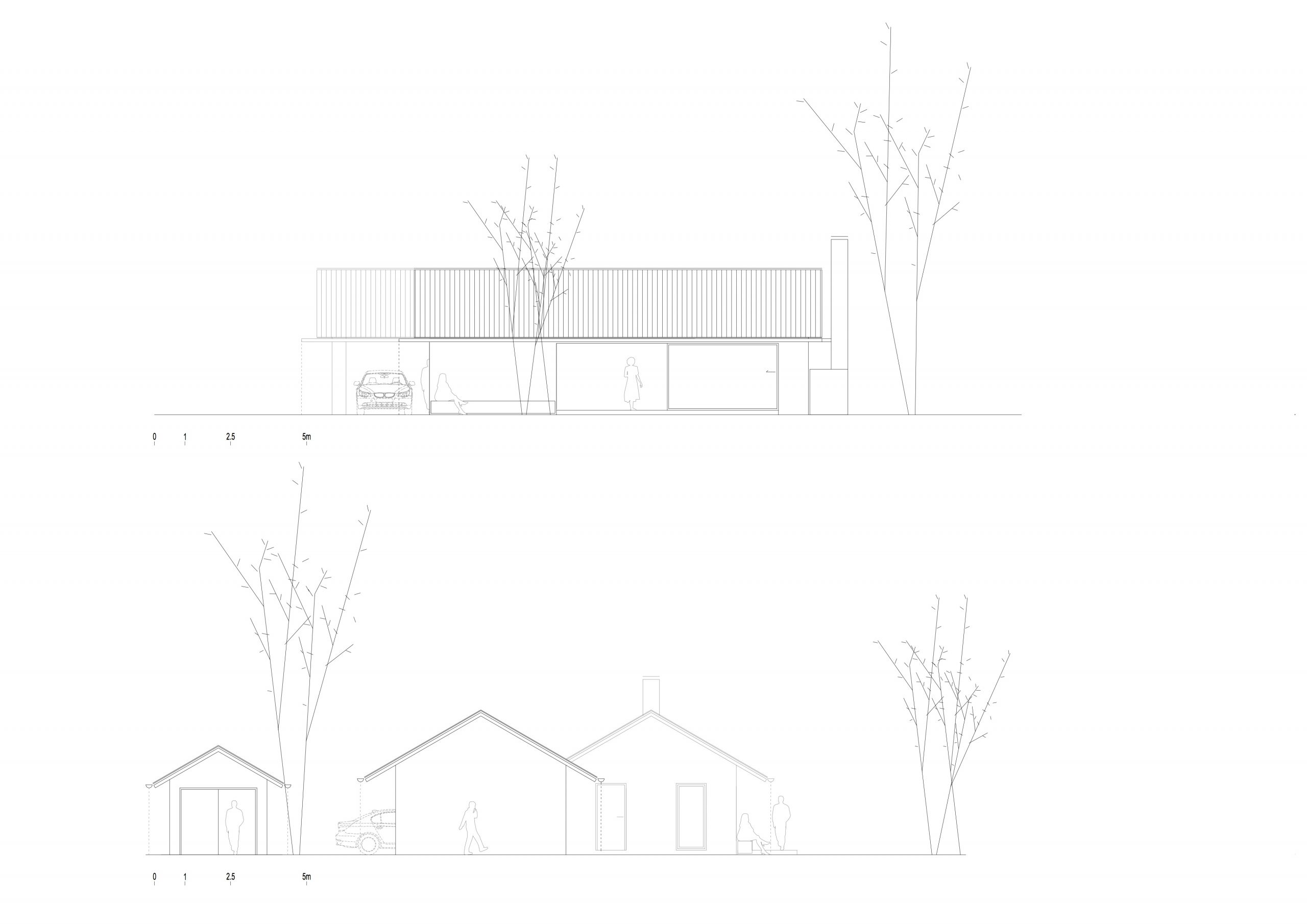 house-for-simple-stay_south-view_west-view
